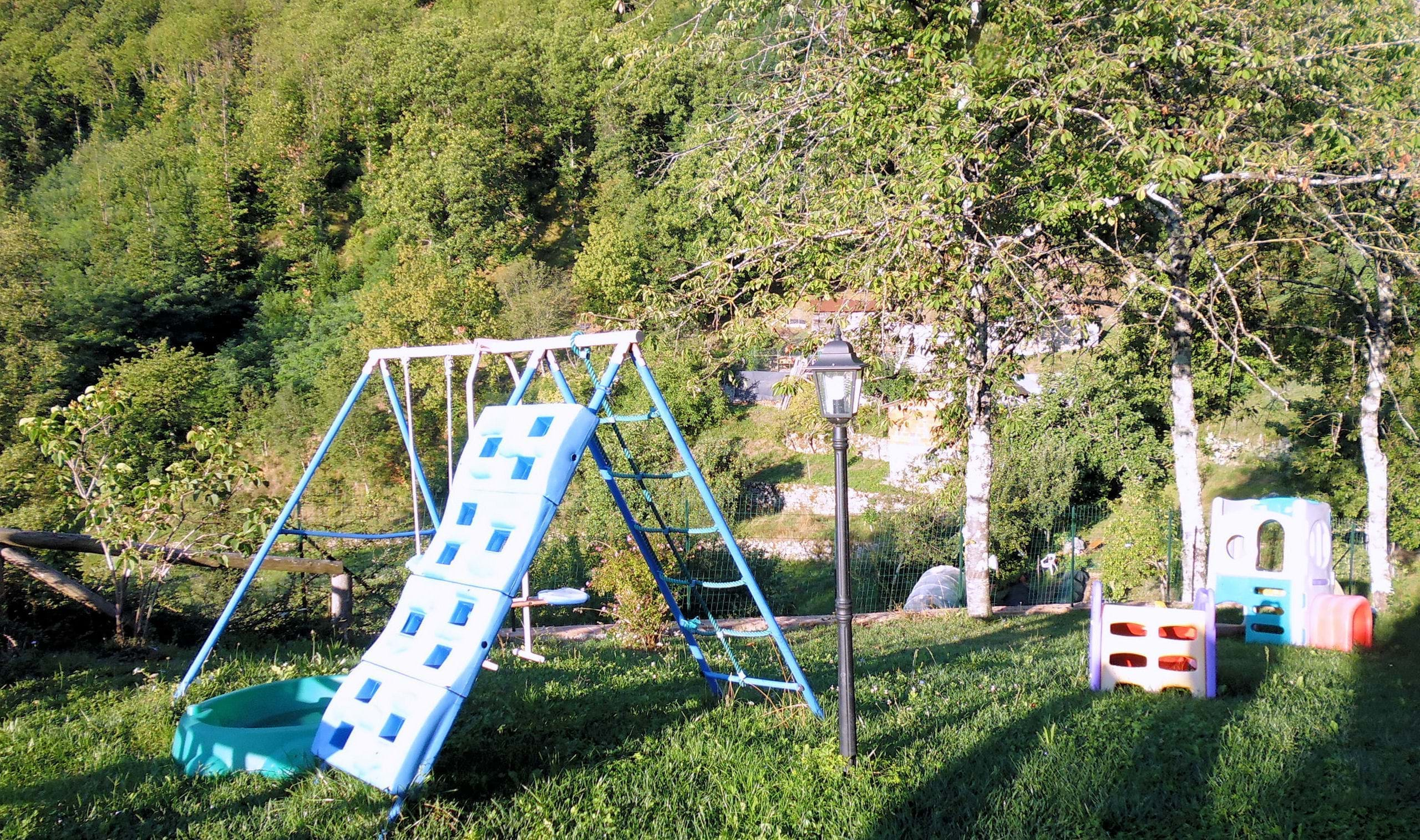 playground for children Ristoro del Cavaliere